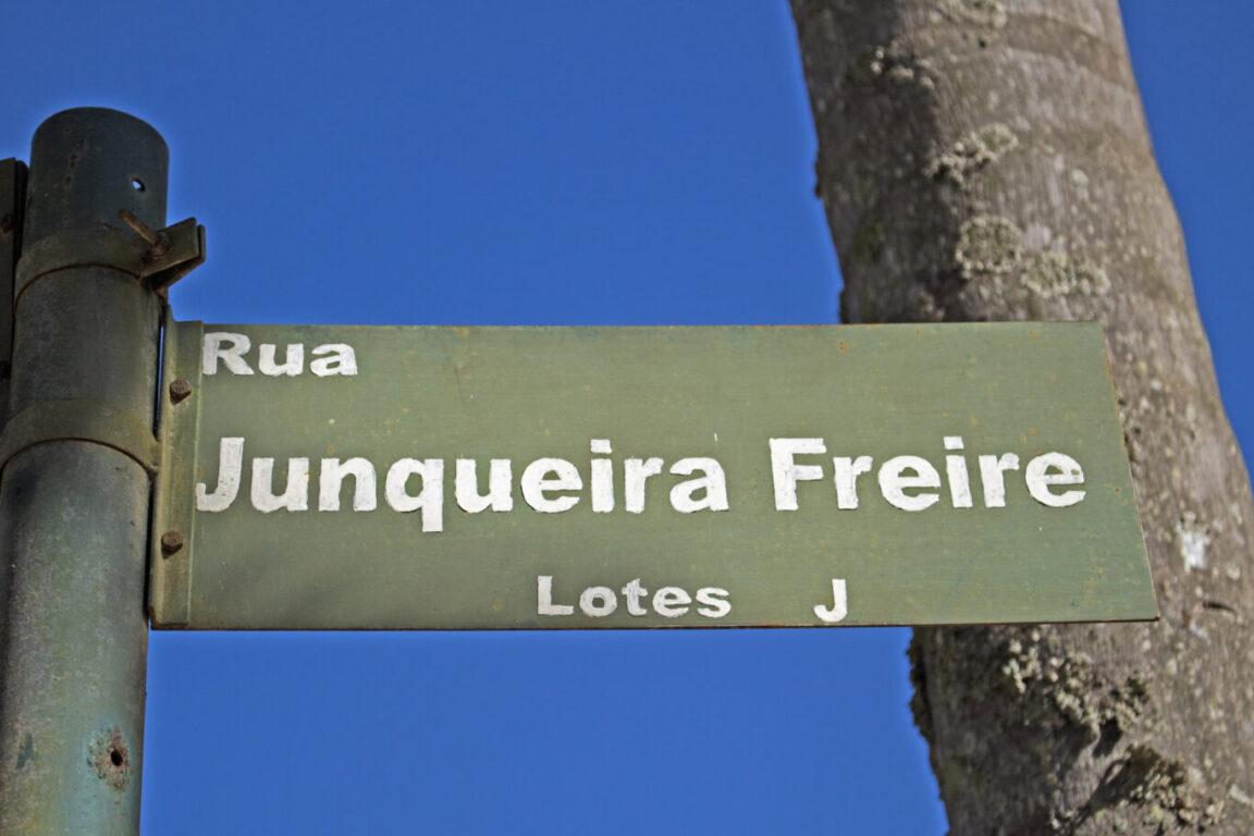 Junqueira Freire, rua com poesia, boemia e religião